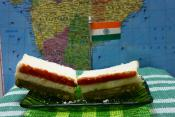 Tiranga Sandwich