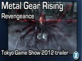 Metal Gear Rising: Revengeance - Tgs2012 Trailer (includes Boss Fights)