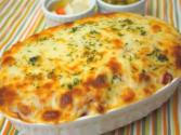 Cheese Oven Spaghetti (  )