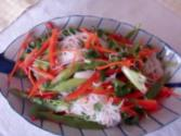 Vermicelli Rice Noodles Salad