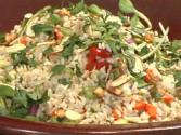 Mixed Brown Rice Salad