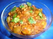Ridge Gourd Dry Curry