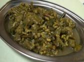 Ridge Gourd Or Chinese Okra Curry - Turiya Choli Nu Shak