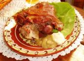Roast German Pork In Beer Sauce