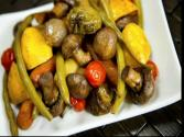 Roasted Veggies (healthy)