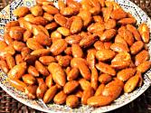 Roasted Almonds Moroccan Style