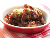 Roasted Rabbit With Relishing Stuffing