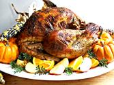 Easy &amp; Juicy Whole Roasted Turkey 