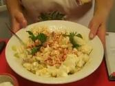 Rosalie's Awesome Potato Salad From Pg. 62 Of Rosalie Serving Country