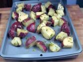 Rosemary And Garlic Potatoes