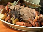 Rosemary Roast Beef