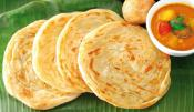 Malaysian - Roti Canai
