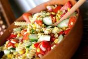 Rotini Pasta Salad