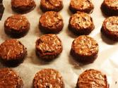 Round Brownies