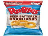 Greg Reviews Ruffles Beer Battered Onion Rings Potato Chips