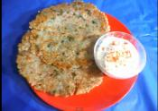 Indian Sabudana Thalipeeth