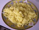 Spicy Saffron Rice