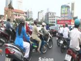 Saigon Motorcycle Ride