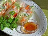 Salad Rolls