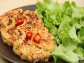 Salmon Burger - Quick 