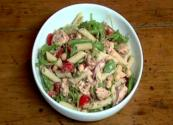 Salmon And Pasta Salad