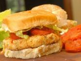 Seafood Burgers