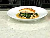 Salmon, Kale, And White Beans