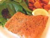 Lemon Broiled Fish