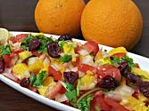 Sweet And Tangy Mango Salsa