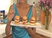 The Posh Pescatarian: Seafood Sliders With Soy Bacon And Avocado