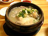Samgyetang