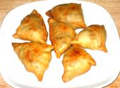Samosa Part 1: Pastry And Filling