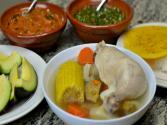 Sancocho De Gallina Colombiano / Colombian Hen Stew