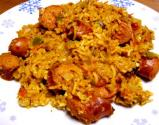 Sausage And Rice Pilaf