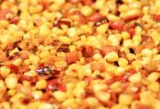 Sautéed Corn And Peppers