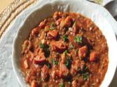 Chat 'n Dish: Savory Lentil And Sausage Soup