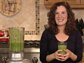 A Savory Raw Smoothie: Garden Vegetable Green Smoothie