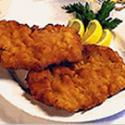 Veal Schnitzel With Kidneys