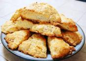 Scottish Scones Or Bannocks