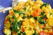 Scrambled Tofu