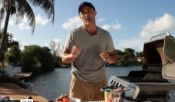 "Johnny Rich Health Show ""no Excuses""  Segment: On The Grill"