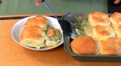 Chicken Biscuit Bake