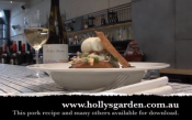Holly's Garden Wines | Pork + Pinot Gris With Dylan Roberts (st Jude's Cellars)