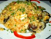 Smoked Turkey Risotto
