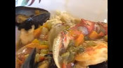 Sustainable Seafood Gumbo With Dungeness Crab