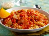 Seafood Stew With Rotini 