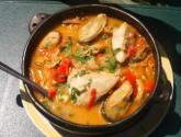 Seafood Stew With Tomatoes And Fennel