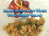 The Posh Pescatarian: Salmon Hash