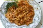 Turkish Sehriyeli Bulgur Pilavi
