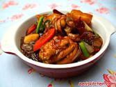 Sempio Braised Chicken - Sempio Andong Jjimdak (  )